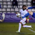 Real shocked by third division Alcoyano