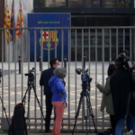 Arrests made at Spanish giants Barcelona